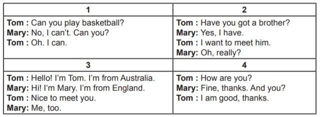 5. sınıf ingilizce 1. ünite soruları test çöz