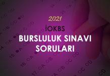 5. Sınıf Bursluluk Sınavı Soruları Çöz 2021